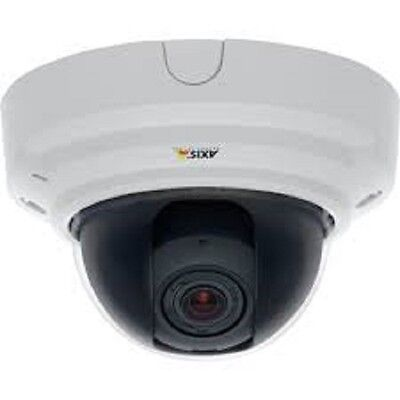 Axis P3363 Network Vandal Dome Camera