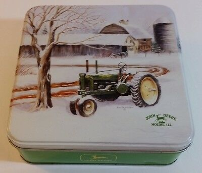 John Deere Officially Licensed Collectors Tin