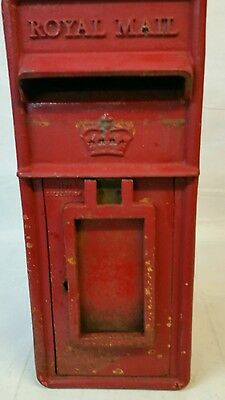 Genuine royal mail post box