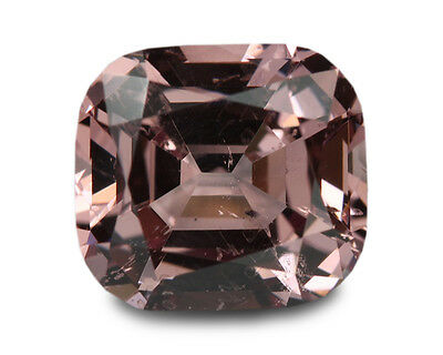 3.22 Carats Natural Mahenge Malaya Garnet Gemstone - Cushion
