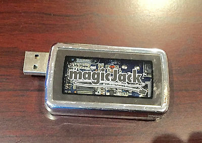 Magicjack Usb Voip Unit Only Pre-Owned