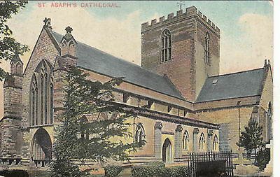 The Cathedral, ST. ASAPH, Flintshire