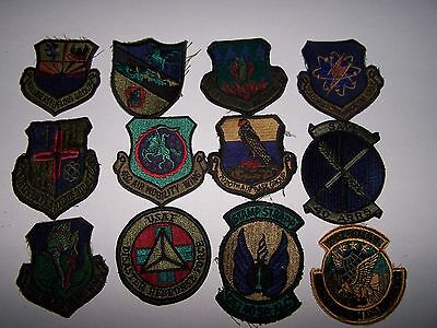 USAF Subdued Patch Lot (MAC)