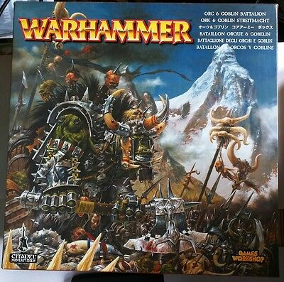 Brand New Orc & Goblin Battalion Oop