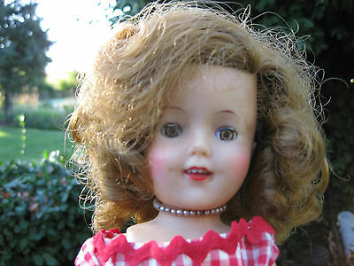 Ideal Shirley Temple Doll ST-12