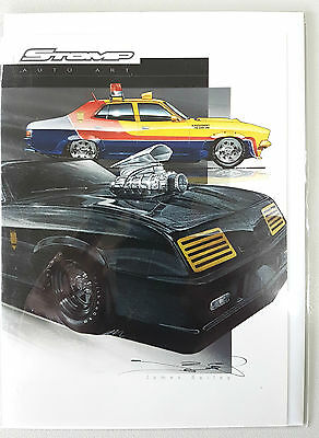 Mad Max Ford Xb Falcon Pursuit Special & Mfp Xb Interceptor Gift Card