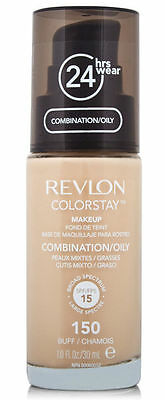Revlon Colorstay 24hrs Foundation Makeup Combination/Oily - 150 Buff Beige