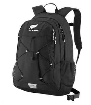 323003 All Blacks Backpack With 2 Zipped Compartments - New Zealand Rugby Union