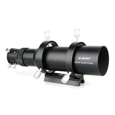 50mm CCD Imaging Guide Scope Finderscope w/ Bracket For Astronmical Telescope US