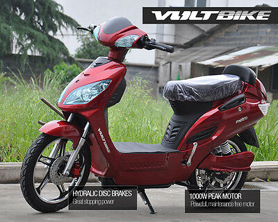 VoltBike Metro Plus Electric Scooter 500W Disc Brakes
