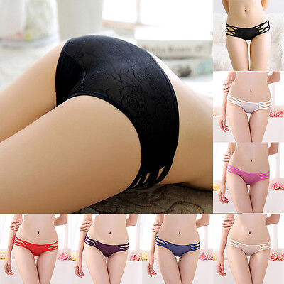 Sexy Women's Thongs G-string V-string Panties Briefs Knickers Lingerie Underwear