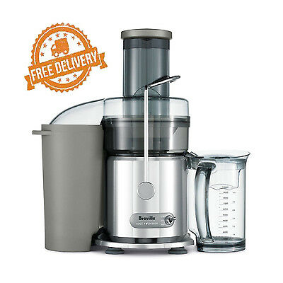 Juice Extractor Fruit Juicer Fountain Max Breville Stainless Cold Juice Maker