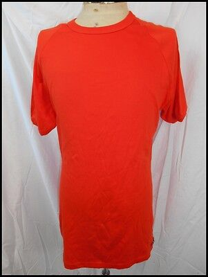 AS NEW! Vintage 90s Bonds Cotton Raglan Sleeve T-shirt XL with Original Tag