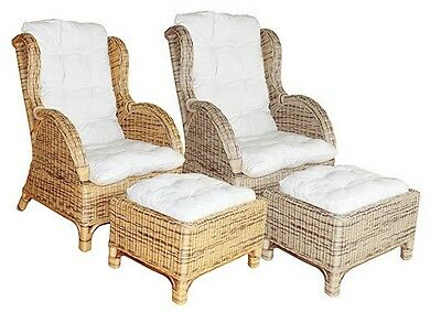 vidaxl rattansessel rattan wohnzimmer relaxsessel loungesessel geflechtsessel eur 87 99. Black Bedroom Furniture Sets. Home Design Ideas