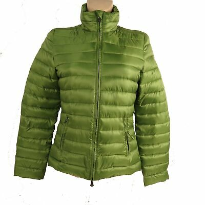 Chervo Golf Ladies Quilted Jacket Blouson ProTherm mysong Green 677 NEW