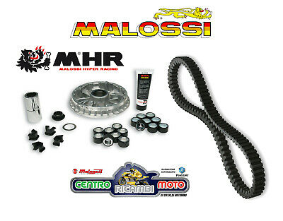 Kit Malossi Mhr Variatore + Cinghia Yamaha Majesty 400 Dal 2009 In Poi