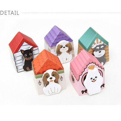 2016 Dog House Post-It Sticker Bookmark Point It Marker Memo Flags Sticky Note