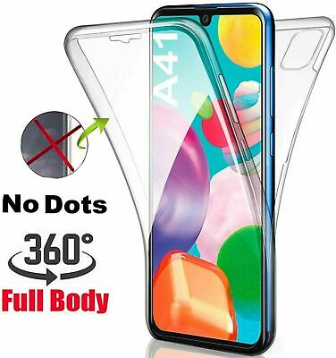 Coque Housse 360 Silicone Integral Pour Samsung S8/s9/s5/s6/s7/edge J3/j5 A5/a8