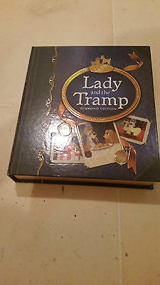 Lady and the Tramp (Blu-ray/DVD) disney exclusive packaging Lenticular sealed