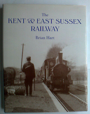 The Kent & East Sussex Railway - Brian Hart  2009
