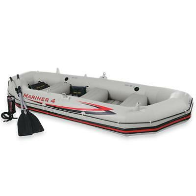 Intex 68376 Mariner 4 Bote Hinchable Barco Canoa Gomon 2016 Sport Inflable