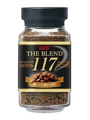 UCC The blend 117 90g COFFEE FROM JAPAN