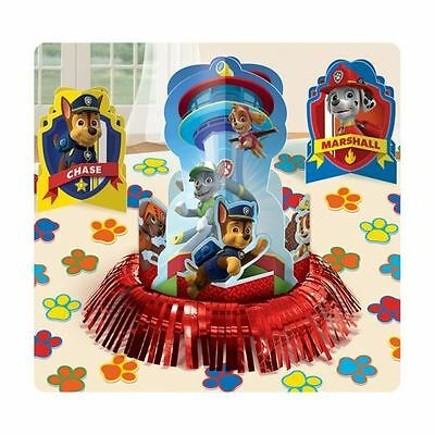 Paw Patrol Table Decorating Kit Birthday Party Centerpieces Confetti