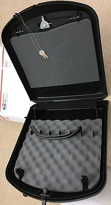 Hang-n-Hide Concealment Safe Foam Lined For Pistol & Ammo Storage.Mint Condition