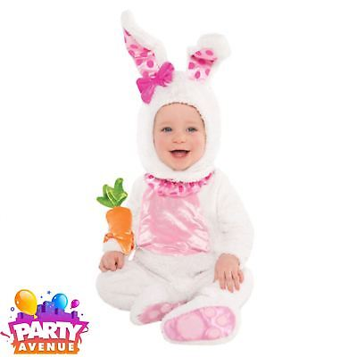Baby Wittle Wabbit Costume 6-12mnths Cute Easter Fancy Dress Outfit