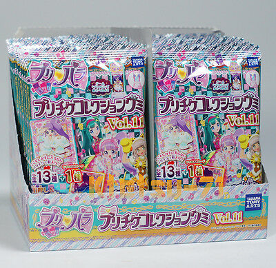 PriPara PriTicket Collection Vol.11 Gummy Candy with Card BOX (set of 20)