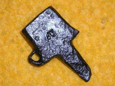 Medieval German 16th / 17th Century iron anvil with farriers mark