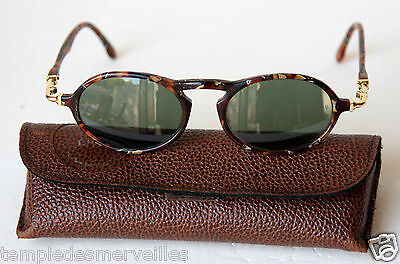 Vintage Lunettes Soleil Ray-Ban Gatsby Style 1 Deluxe Dlx U.s.a B&l Sunglasses