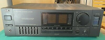 Jvc Ax-R97 7-Band Sea Graphic Equalizer Recording Stereo Integrated Amplifier