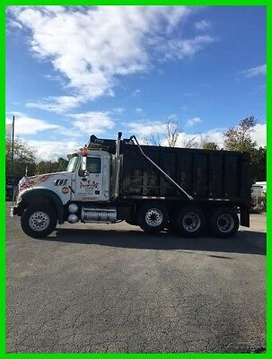 2007 CTP 713 Used Dump Truck, Commercial Truck