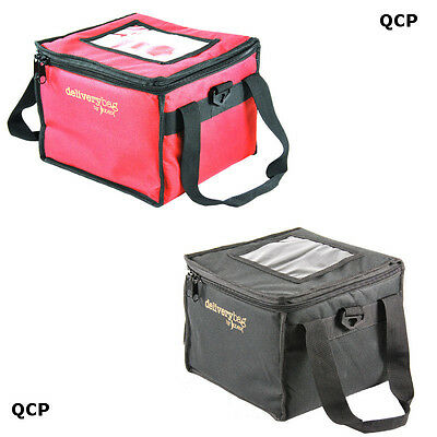 Food Delivery Bag - Hot Or Cold Food - Fully Insulated - Small