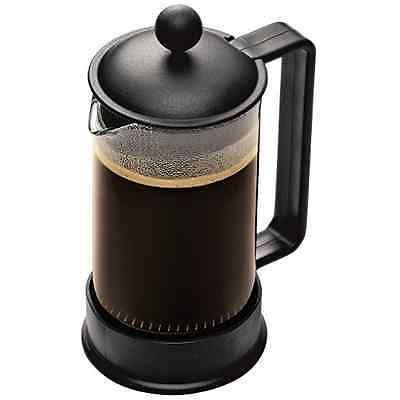Bodum BRAZIL Coffee Maker (French Press System, Permanent Stainless Steel Filter