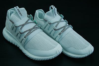 separation shoes 08480 191ed ... usa s76717 new mens adidas originals tubular radial ice mint black  adm111 c1b8d 1dc2b