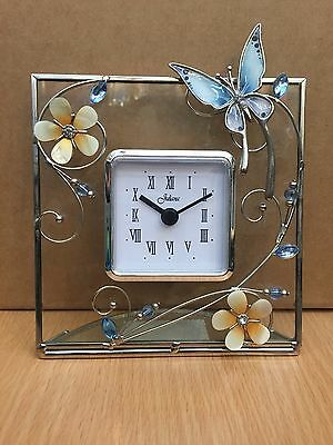 Juliana Glass Clock