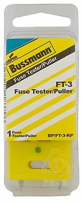 Bussmann (BP/FT-3-RP) Fuse Tester and Puller NEW