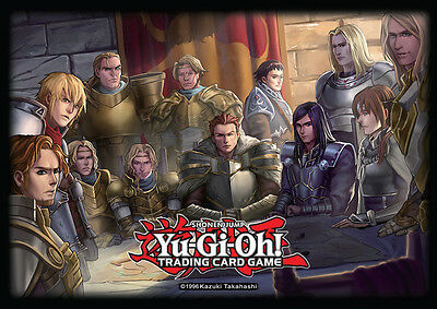 YuGiOh Size Noble Knights Sleeves 70 Yugioh Cardfight Vanguard Size Sleeves 70ct