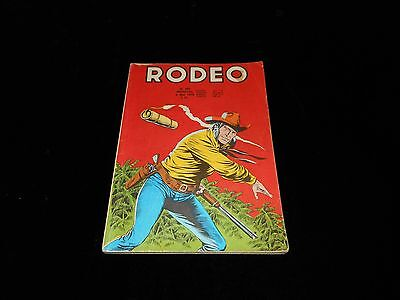Rodeo 297 Editions Lug mai 1976