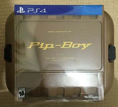 Fallout 4 - Pip-Boy Edition (PS4) NEW *AUS Seller*