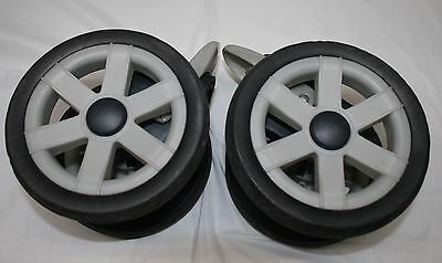 Replacement Front Wheels for Chicco Cortina Stroller