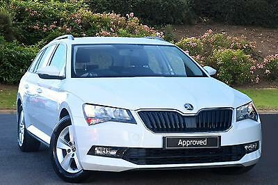 Skoda Superb 2015 Diesel 1.6 TDI CR S 5dr DSG Estate