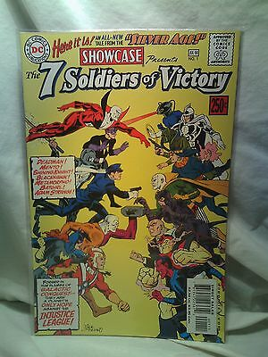 Showcase Presents The 7 Soldiers of Victory DC Comics issue 1