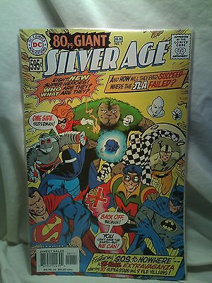 Silver Age 80 pg. Giant DC Comics issue 1