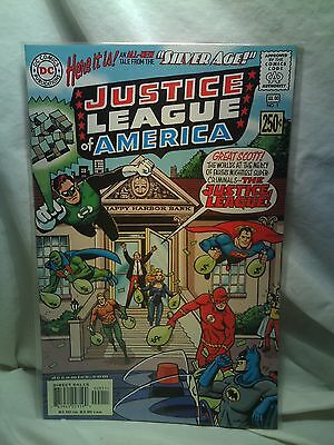 Silver Age Justice League of America DC Comics issue 1