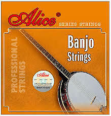 Alice AJ04 Banjo Strings