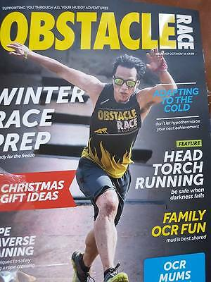 Obstacle Race Magazine - Issue 17 October / November 2016