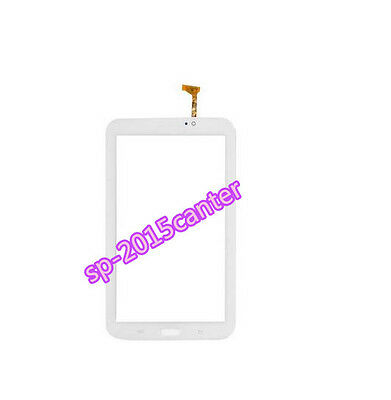 "White For SAMSUNG GALAXY TAB 3 SM-T217S Front Glass Digitizer 7"" Touch Screen #8"